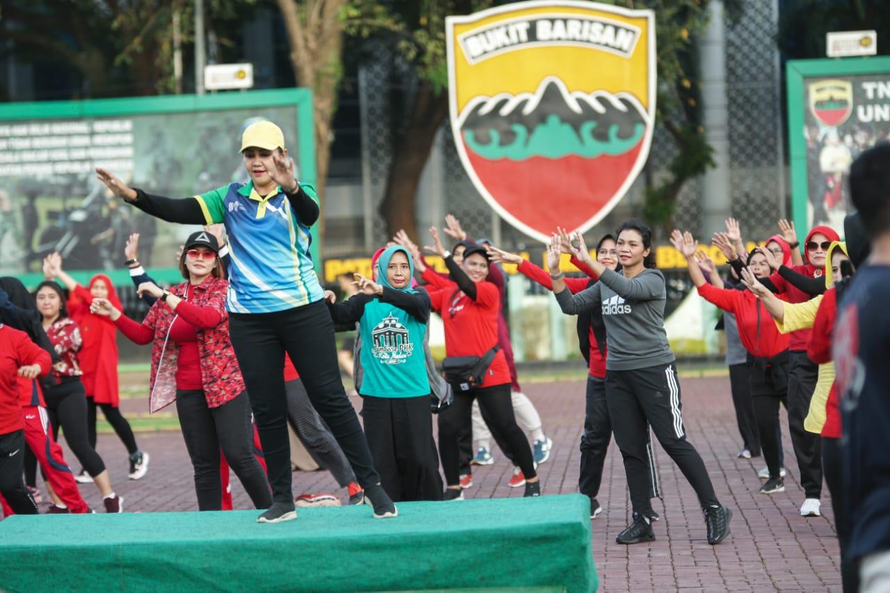 Kehadiran Medan Benteng Sport Club Diharapkan Dapat Tumbuhkan Minat Olahraga Masyarakat Medan