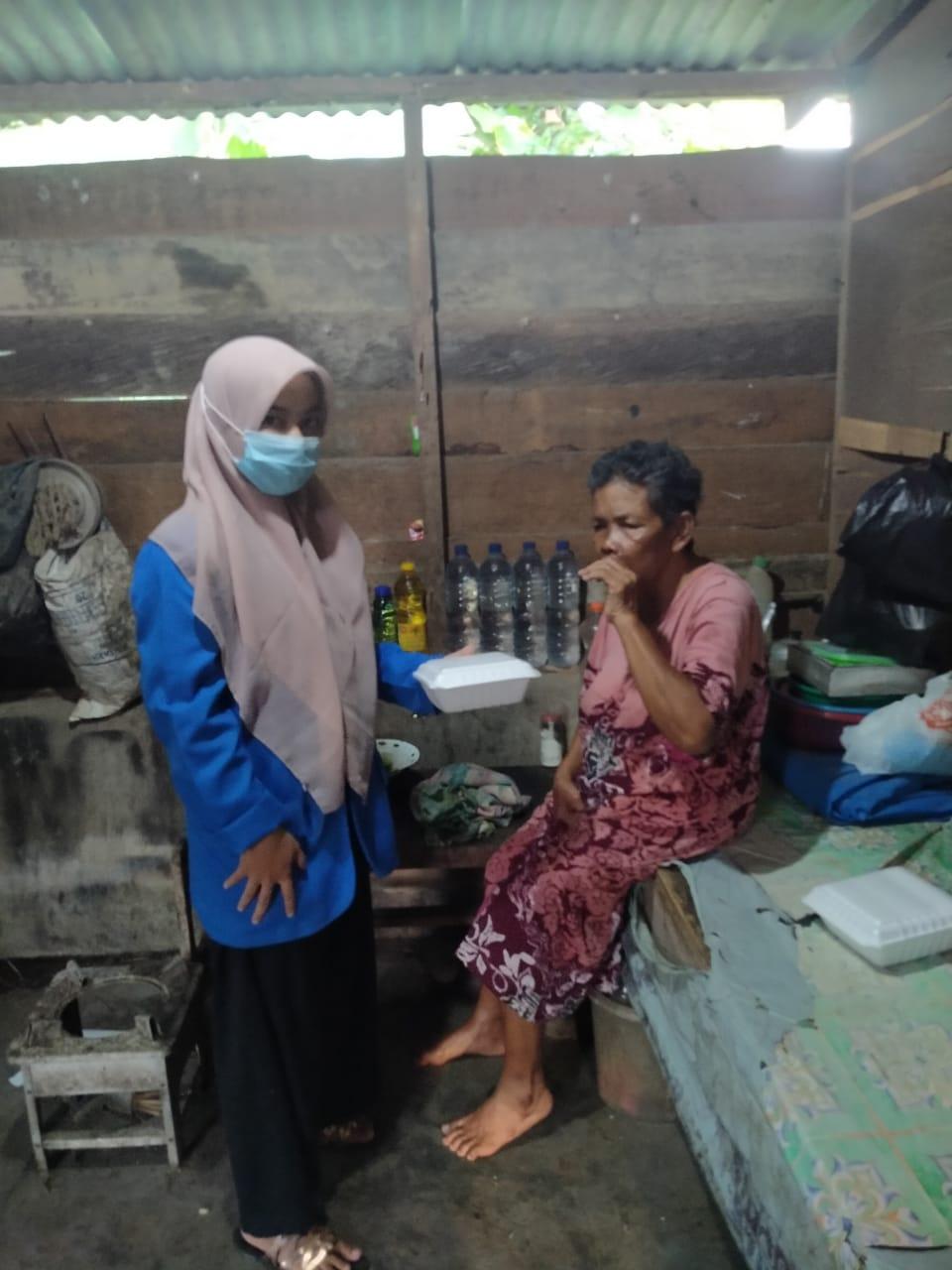 Forum Peduli Kemanusiaan Kota Langsa Berbagi Berkah Ramadhan Pada Anak Yatim dan Dhuafa Ditujuh Gampong