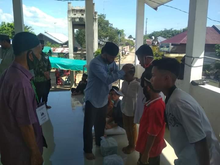 Gampong Sidorejo Sukses Peringati Maulid Nabi 1442 H Tahun 2020