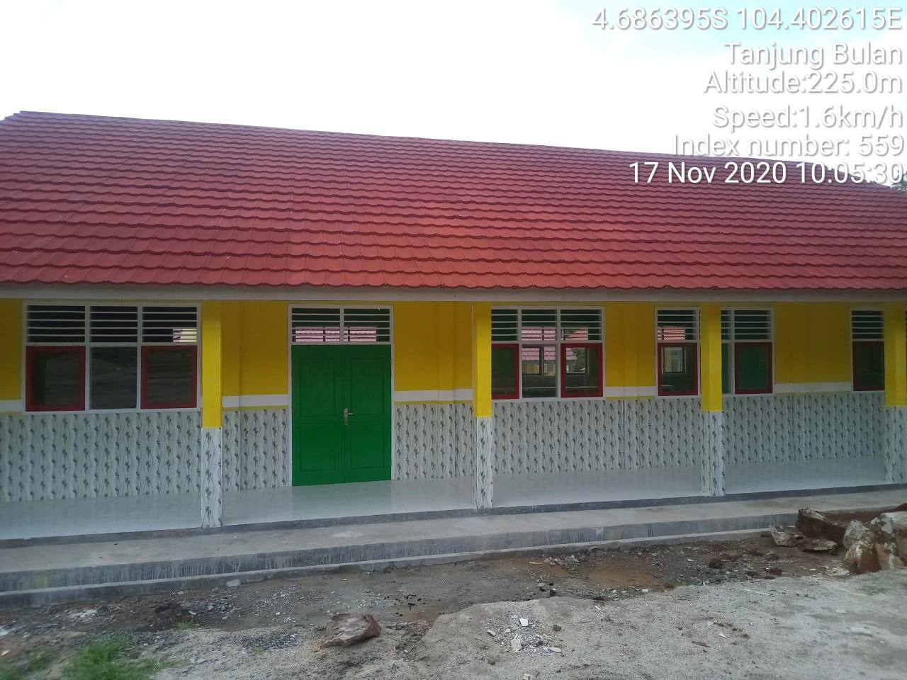 Pembangunan Gedung Baru SMAN 02 Kasui Selesai Dengan Mengedepankan Kualitas