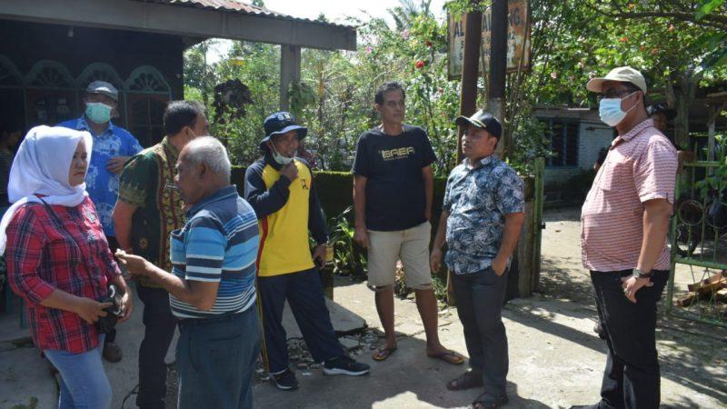 Permasalahan Banjir di Gg.Subur Medan Maimun Komisi IV Apresiasi Dinas PU