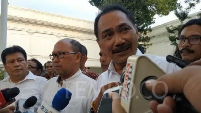 Penerapan UU ITE, Dedy Mawardi Akan Lapor Kapolri Terkait Penahanan Kades di Lamsel