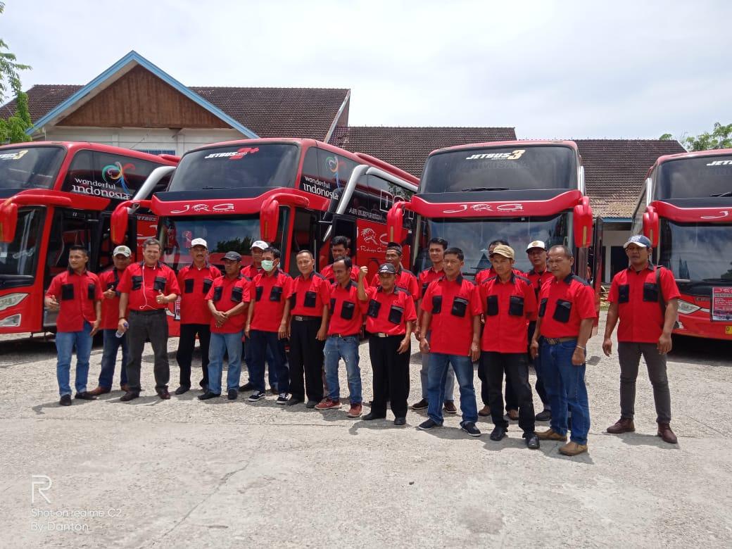 Bus Penumpang Jrg Bersyari At Telah Hadir Di Aceh