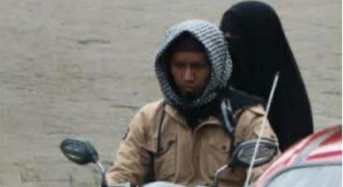 Ternyata Pelaku Bom Bunuh Diri di Makassar Pasangan Suami Istri Baru Menikah