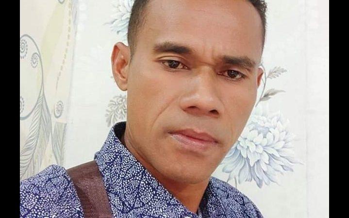 Hakim Buamona, Menanggapi Pembagian Sembako Atas Kepentingan Politik