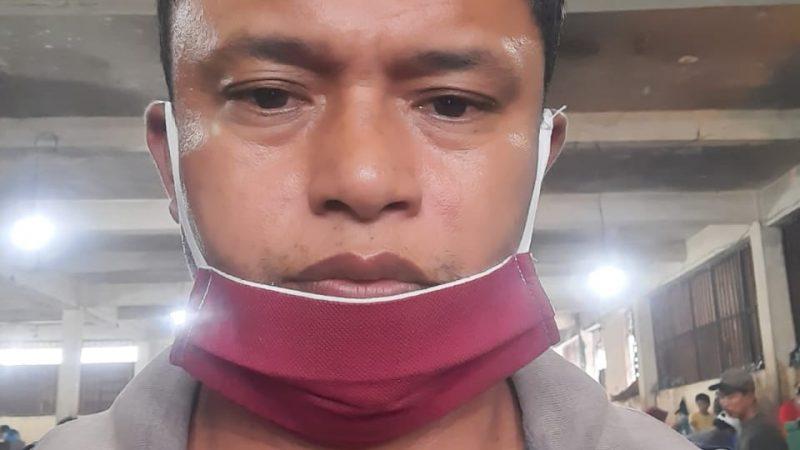 Ketua PPIB Pusat Pasar Medan Sahlan Manulang Minta Walikota Tertibkan Pedagang Tak Berijin di Jalan Bulan