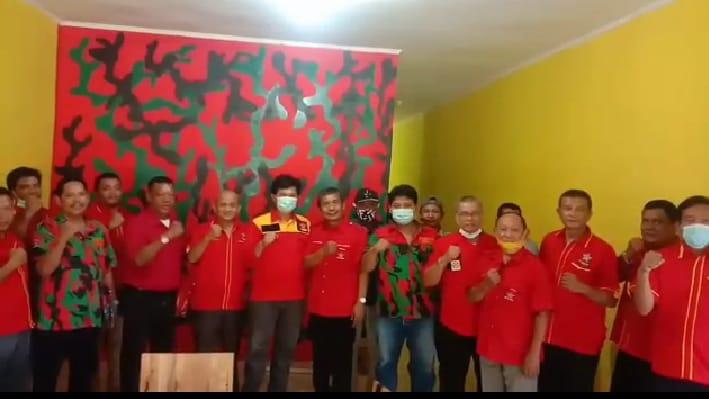 Kegiatan Konsolidasi Temu Ramah Dengan Kader Depidar II Soksi Sumut Beserta Depicab Soksi Kabupaten Deli Serdang