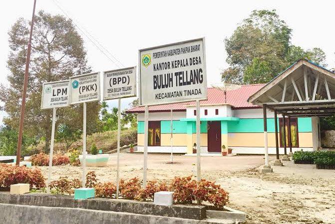 Berdalih Sedang Rapat, Pj. Kepala Desa Buluhtellang Linda Tamba Tertutup Dikonfirmasi Tentang Dana Desa