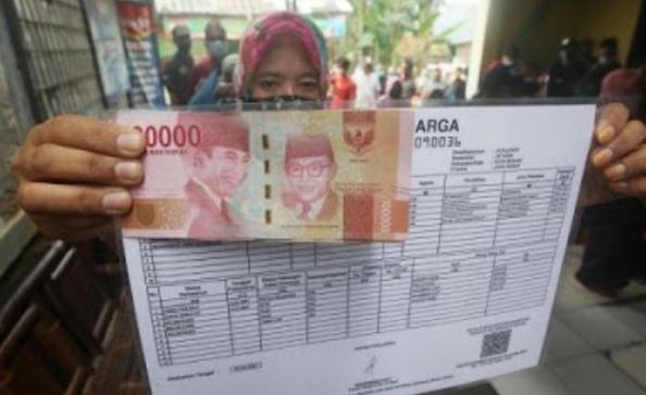 Mohon Maaf ! BST Rp300.000 Tak Diperpanjang, Hari Ini Terakhir Cair