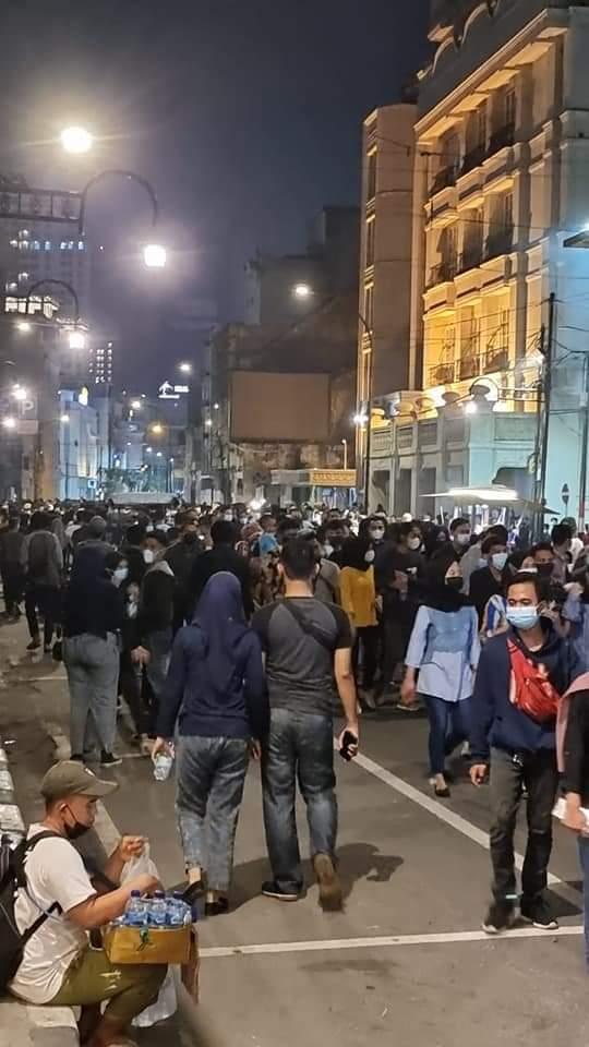 Gubernur Sumut: Kalau Tak Bisa Diatur Kesawan City Walk Dihentikan!!