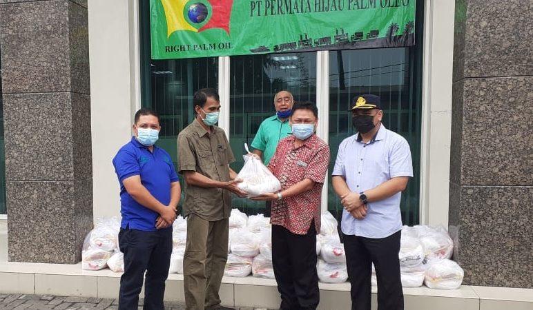 PT PHPO Belawan Salurkan Dana CSR di Bagan Deli