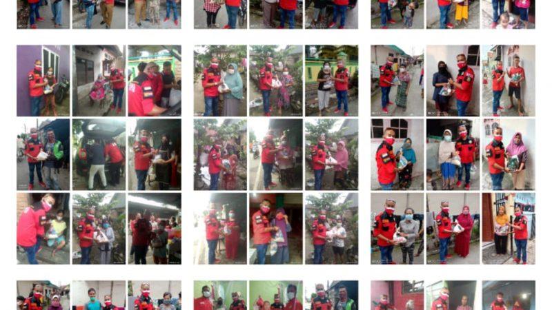 Luar Biasa ! DPP-MPSU Salurkan 120 Bingkisan Lebaran Hari Raya Idul Fitri 1442 H, Serta Uang Tunai Kepada Masyarakat Kurang Mampu