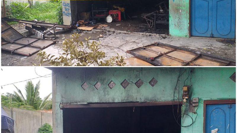 Wa.Walikota Medan Aulia Rahman Cepat Tangani  25 Orang Korban Ledakan Gas di Martubung