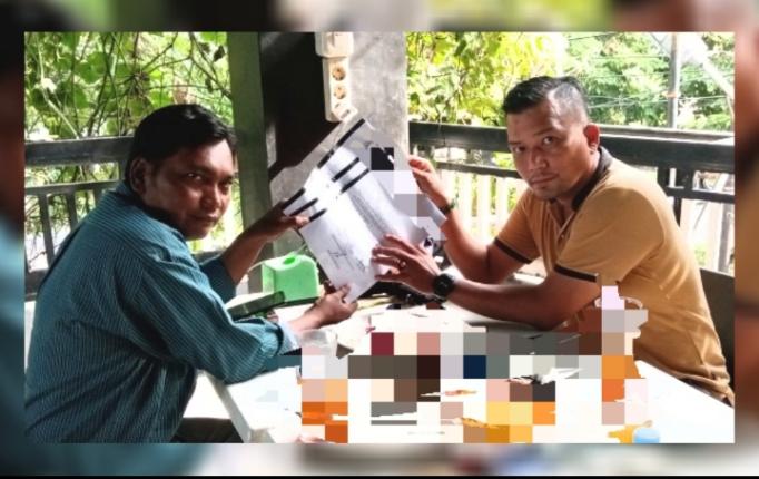 Mundur dari Media, Bung Erliyanto Akan Maju Sebagai Calon Kades Desa Tuntungan II Deliserdang